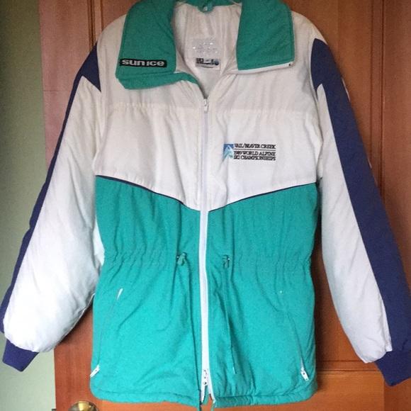 ca8384560 Sun Ice Jackets & Coats   1989 World Alpine Ski Championship Jacket ...